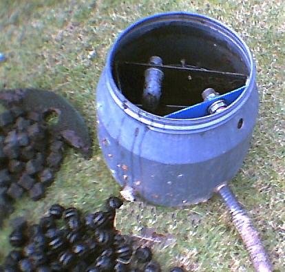 Teichfilter im winter teiche im winter teichpflanzen for Graskarpfen im koiteich